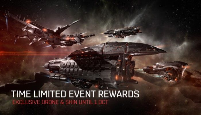 Rogue Drones Are Back in EVE Online Through October 1st