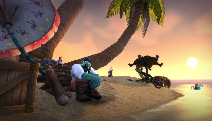 Yarr, Matey! Get Yer Booty to Booty Bay for World of Warcraft's Pirate's Day!
