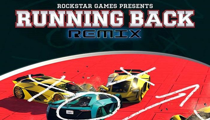 Grand Theft Auto Online Re-Introduces an Old Favorite with Running Back (Remix)