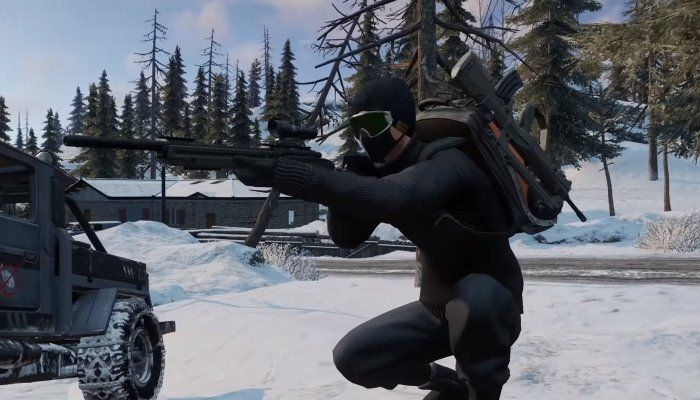 Tencent's Arctic Survival / Battle Royale Game, Ring of Elysium, Launches on Steam