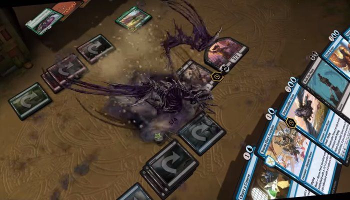 Magic: The Gathering Arena Open Beta Announced