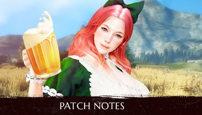 Black Desert Online Beckons As Beerfest Kicks Off with the New Node Wars Rules