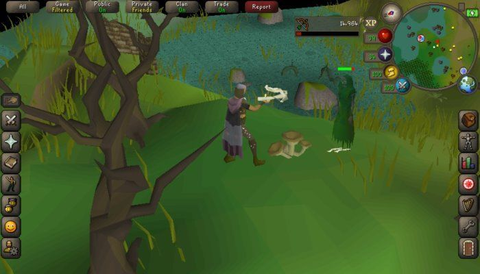 Old School Runescape's Jed 'Mod Jed' Sanderson Fired for Abusing Staff Privileges