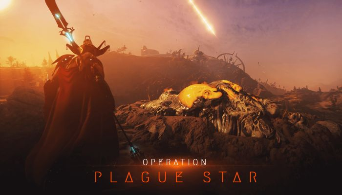Operation: Plague Star Returns to Warframe Through September 30th