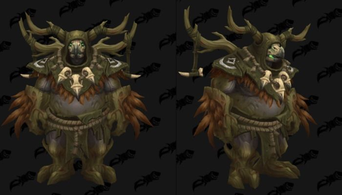 World of Warcraft's PTR Updated to v8.1 & Dataminers Are Off to the Races