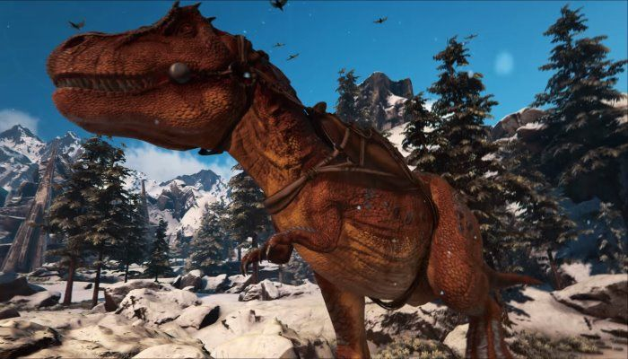 ARK: Survival Evolved to Launch Conquest PvP Servers