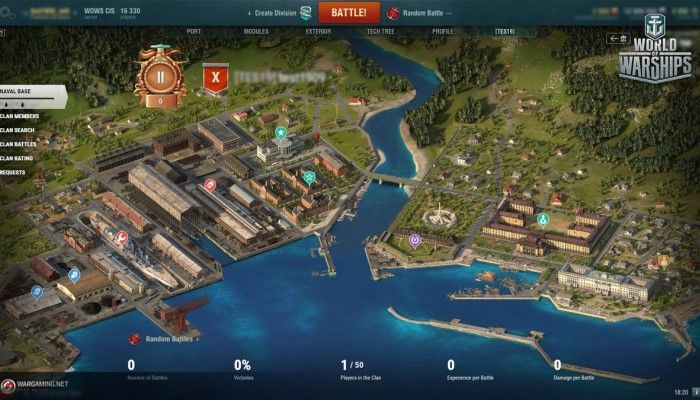 World of Warships Naval Bases Getting a Major Overhaul in v0.7.9