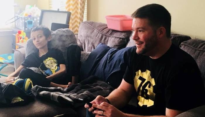 Fallout 76 Devs Grant Dying Child's Wish to Play Fallout 76 - Fallout 76 News