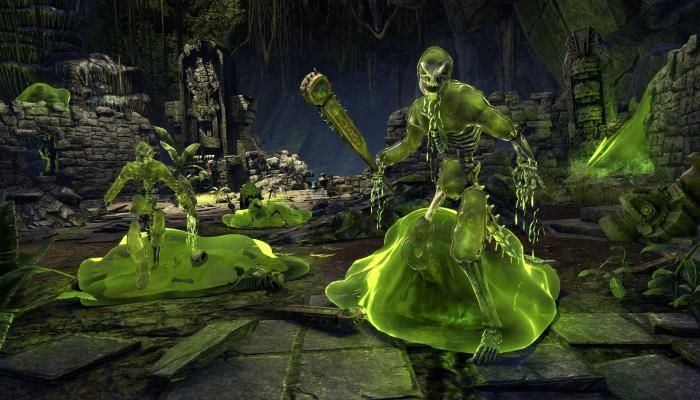 Elder Scrolls Online Previews 'the Mysteries & Dangers of Murkmire'