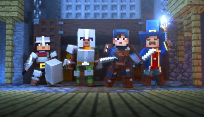 Mojang Introduces a New Dungeon-Crawling Minecraft Action-Adventure Game