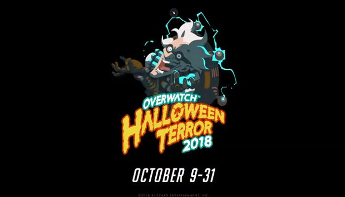 Overwatch's Halloween Terror 2018 to Start on October 9th - MMORPG.com