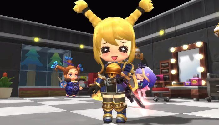 MapleStory 2 Head Start Begins with Massive Patch & New Event - MapleStory 2 News