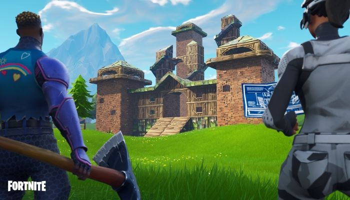 Fortnite's 6.1 Update Goes Live Today & Asks You to Stay Frosty...in a Trap