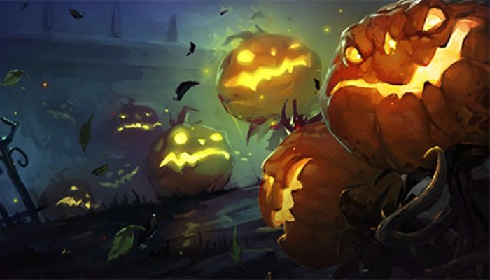 Hearthstone's Annual Hallow's End Begins & Comes with a New Paladin Hero - Hearthstone News