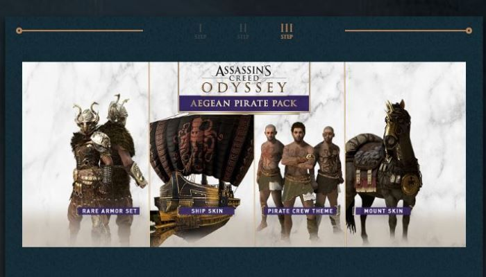Twitch Prime Members Can Unlock Sweet Assassin's Creed Odyssey Loot