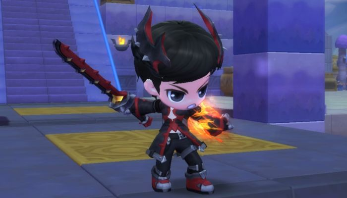 MapleStory 2 to Hit Launch Day with the Runeblade & a New Zone