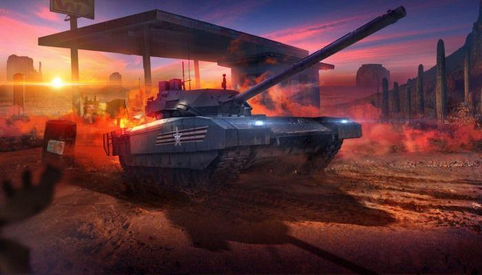 My com Announces a Global Server for Armored Warfare