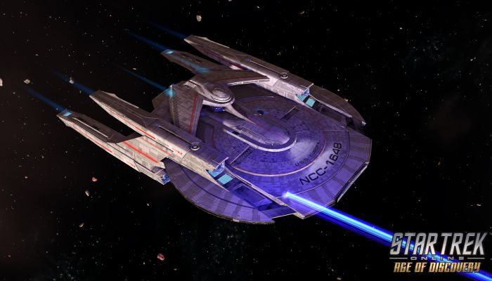 Star Trek Online Launches Its Age of Discovery Content - Star Trek Online News