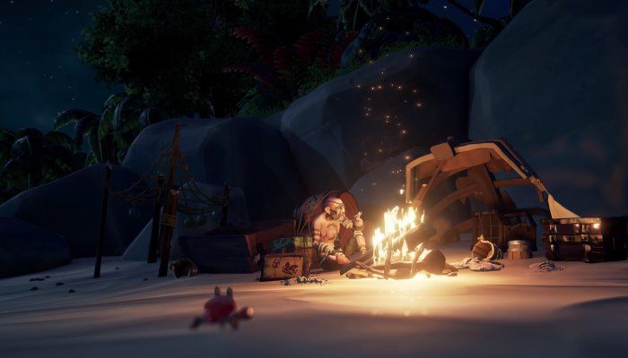 Cargo Runs Coming to Sea of Thieves Starting Today
