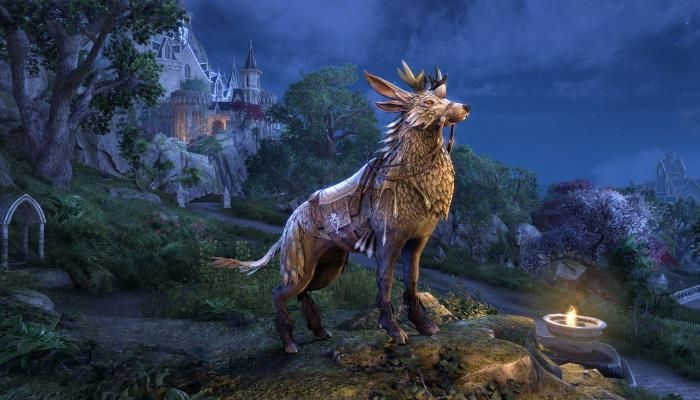 End-of-Year Elder Scrolls Online Events Will Net You the Indrik Mount