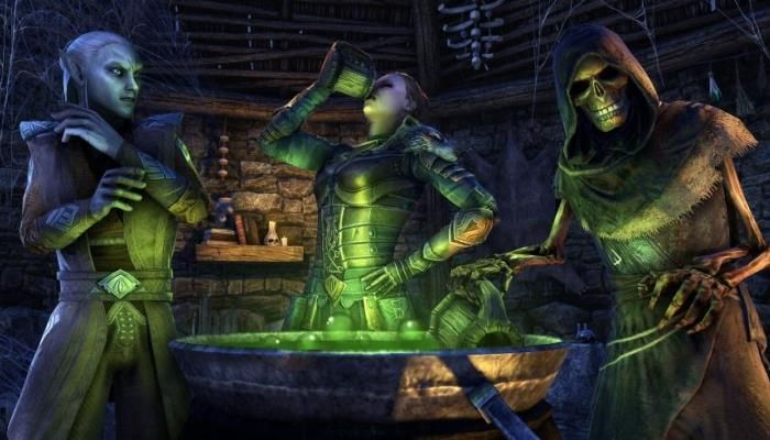 The Witches Festival in Elder Scrolls Online Invites You to a Monstrous Good Time