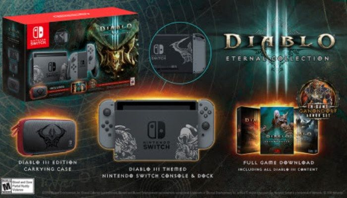 Have a Helluva Time Playing Diablo III with This Swank New Themed Bundle