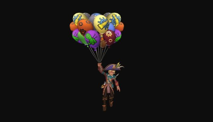 Log In to Pirate101's 6th Birthday Party and Receive ARRsome Goodies