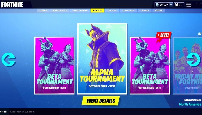 Fortnite Now Includes In-Game Tournaments & the Quadcrasher Vehicle