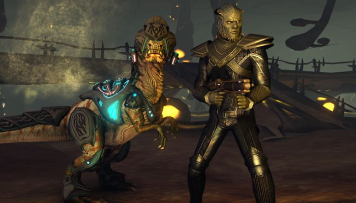 Earn Tons of Dilithium Ore & a New Combat Pet in Star Trek Online's Breach Special Event