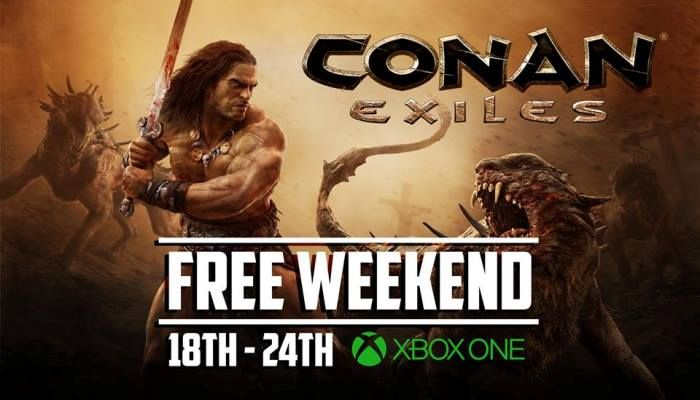 You Can Play Conan Exiles for Free on XBox One from October 18-24
