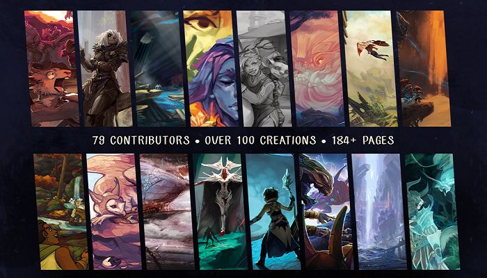The Guild Wars 2 Collective Charity Zine 'Journeys' to Benefit Save the Children