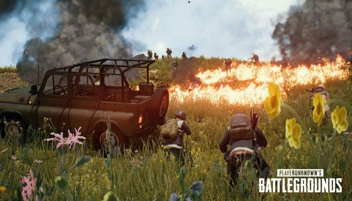 PlayerUnknown's Battlegrounds Kicks Off 50v50 Event & Rewards Everyone with 20k BP
