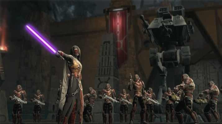 Play Two Star Wars: The Old Republic Expansions for Free Through November 1st