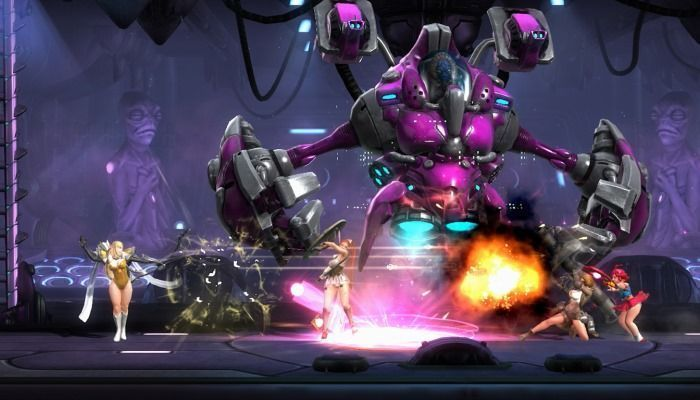 Hyper Universe PC / Steam Version Closing in the West