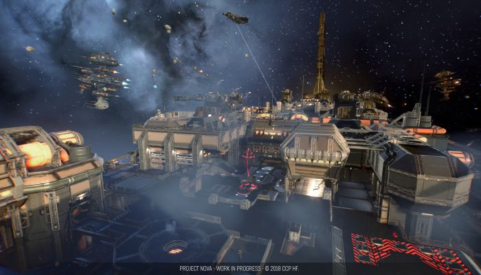 CCP Reveals Project Nova, a New FPS Game Set in the EVE Universe