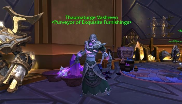 Purchasing Azerite Armor Pieces to Become a Thing in World of Warcraft