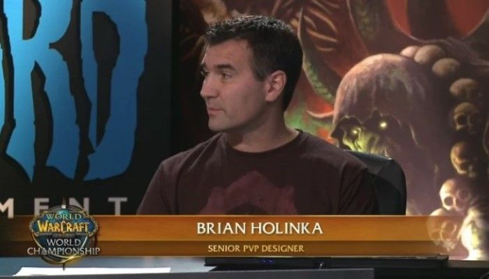 Brian Holinka Returns to World of Warcraft Lead Combat Designer