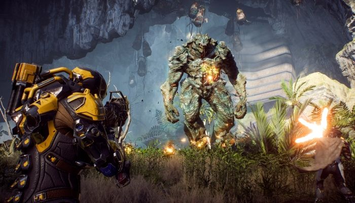 Hijinks & Hilarity Planned for Anthem Stream on November 1st