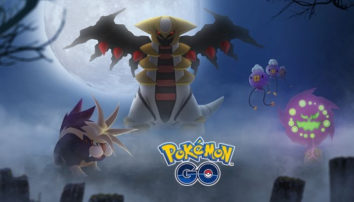 Ghost-Type & Dark-Type Pokemon Are Out for Haunts in Pokemon Go