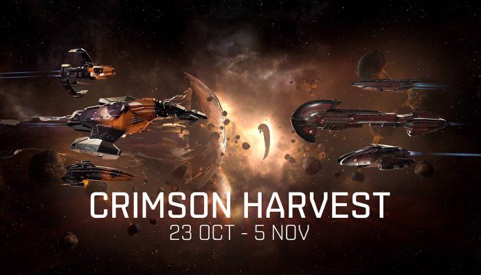 The Crimson Harvest Makes a Return to EVE Online