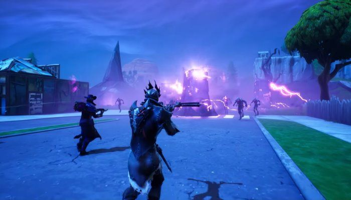 Have Some PvE Fun in Your PvP Fortnite Game with Today's Update