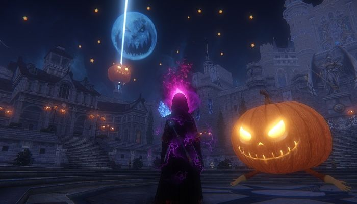 Icarus Halloween Event End 2020 Halloween to Descend into Riders of Icarus on October 25th