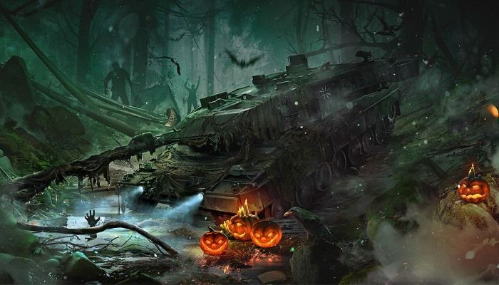 Take Your Tank Trick or Treating in Armored Warfare from Oct. 25 - Nov. 2 - MMORPG.com