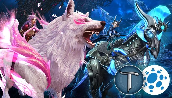 Linking Your PC & Console TERA Accounts Nets the Terminus & the Pink Flying Wolf Mounts
