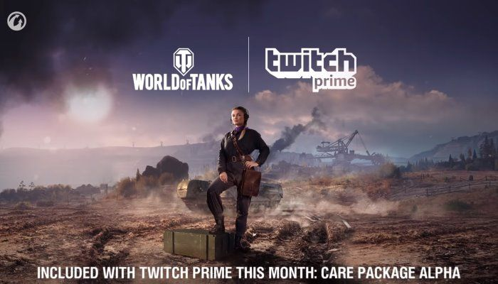 Wargaming Adds Twitch Prime Goodies for World of Tanks Players