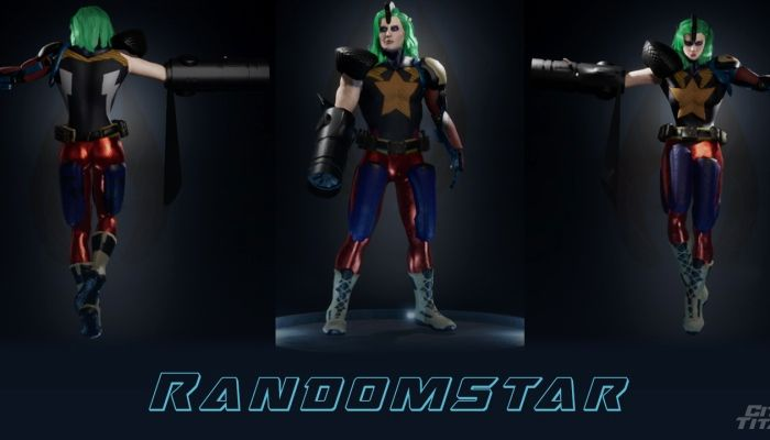 City of Titans Team Showcases Fan Character Creations - City of Titans News