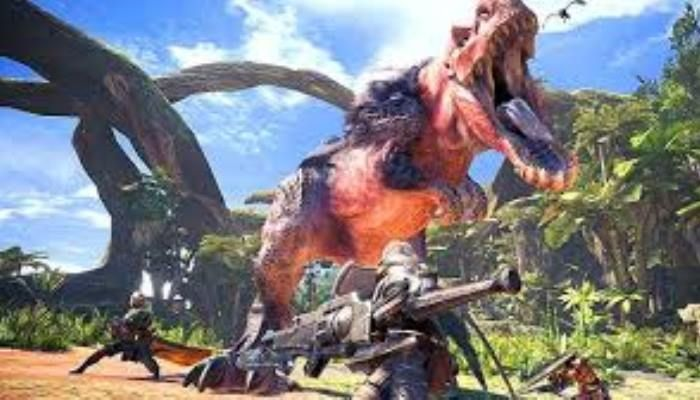 Capcom's Profits Rise in the First Half of 2018 on Strong Monster Hunter World Sales in  - Monster Hunter World News