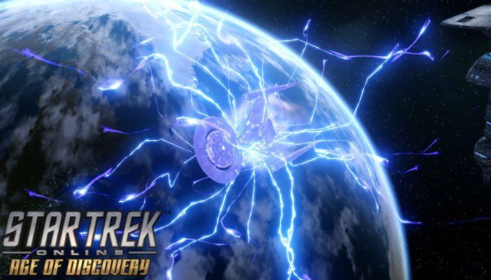 Star Trek Online: Age of Discovery to Set Sail for Consoles on November 13th - Star Trek Online News