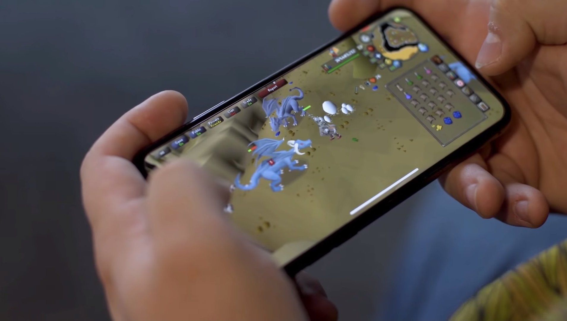 Old School RuneScape Launches on iOS and Android Devices - Runescape News