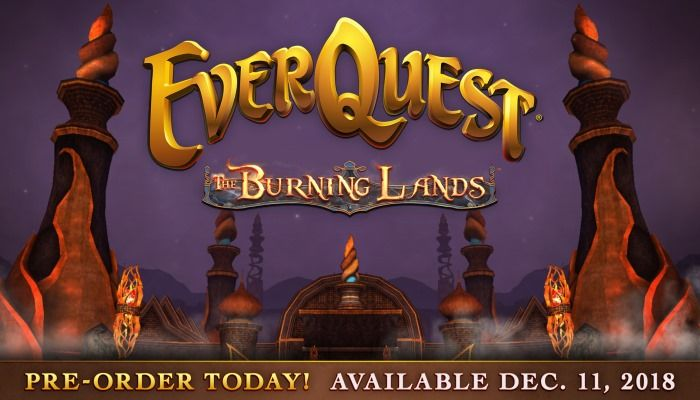 EverQuest: The Burning Lands Now Up for Pre-Order Ahead of December 11th Release - MMORPG.com